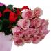 """""""Caja de rosas rosa"""""""