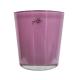 Vaso para orquídea lila