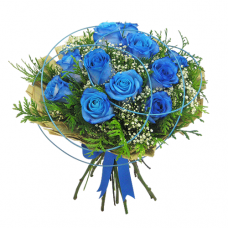 Bouquet Ballet Blue