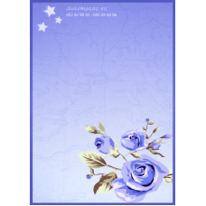 Tarjeta Blue Collection 1